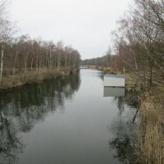 Saale - Leipzig - Kanal