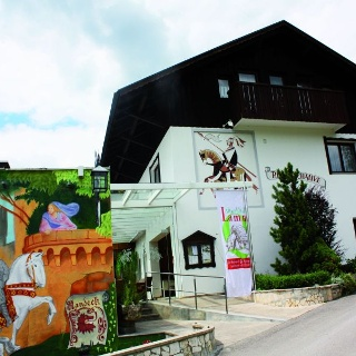 Ritterschänke Randeck in Essing im Altmühltal