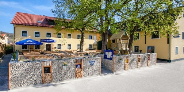 Gasthof Ehrl in Essing im Altmühltal, © Attila Henning