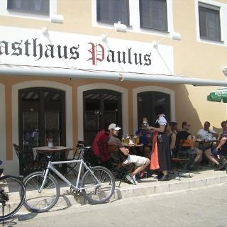 Gasthaus Paulus in Neustadt an der Donau im Hopfenland Hallertau