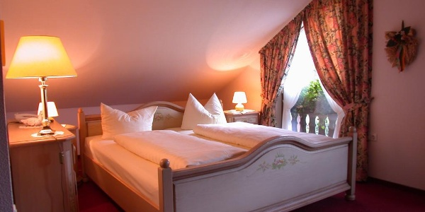 Doppelzimmer im Hotel Mügge am Iberg, Oerlinghausen