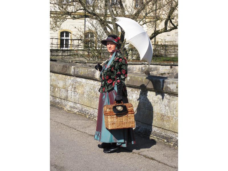 Führung mit Lady Clara   - © Quelle: Schloss Langenburg