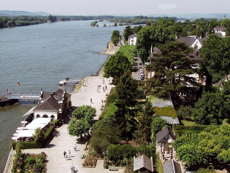 ADAC LiteRadTouren H1: Rundkurs von Eltville nach Rüdesheim