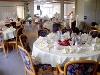 Festlich eingedecktes Restaurant  - @ Autor: Beate Philipp  - © Quelle: Hotel-Restaurant Sonneck