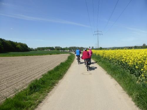 RUHR-LENNE-Achter - große Radrunde zwischen Sauerland und Ruhrgebiet