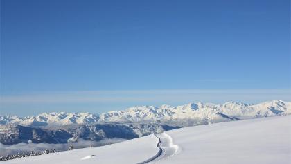Winterwanderung zum Rittnerhorn