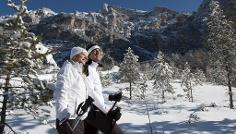 Winterspaziergang: San Vigilio - Tamersc - Pederü