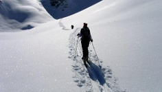 Skitour Piz da Peres