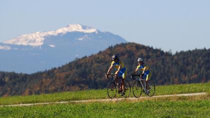 Mit dem Rennrad durch das Seental Keutschach