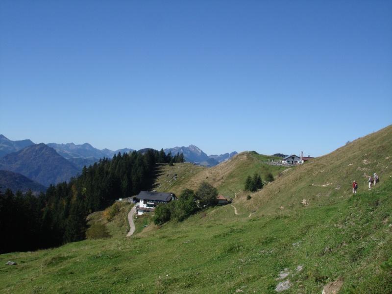 Von Sachrang zum Spitzstein Nr. 06 - Bergsteigerdörfer Schleching & Sachrang