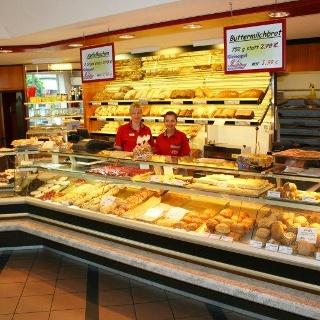 (c) Bäckerei Kleinespel-Imping, Filiale Schermbeck