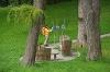 Themeninsel im Baumgarten in Füssen - @ Autor: Christa Fredlmeier - © Quelle: Allgäu GmbH Leitprodukte