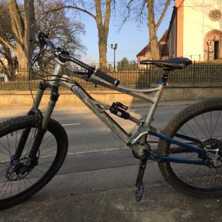 Geiles Bike
