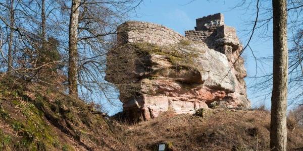 Ruine Wegelnstein