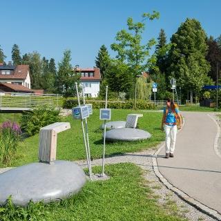 Themeninsel in Lindenberg