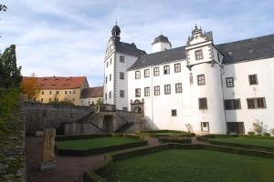 Foto Schloss Lauenstein