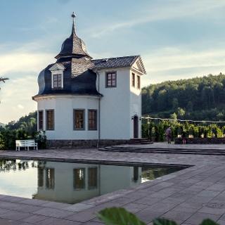 Schloßpavilon - Schloss Stolberg