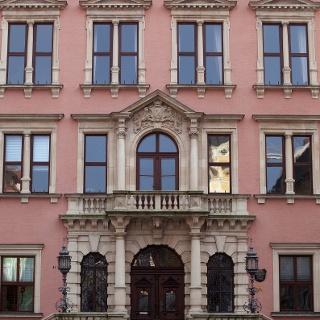 Das histtorische Rathaus in Kaufbeuren