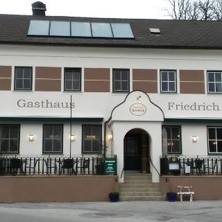 Gasthaus Friedrich, Ausgangspunkt - Endpunkt