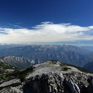 View from Drinjača peak