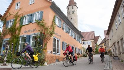 Radfahren im nördlichen Baden-Württemberg