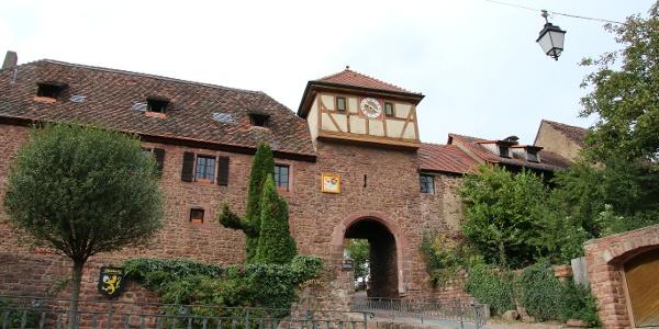 Stadttor Dilsberg, Neckargemünd - Dilsberg