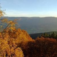 Blick vom Rinsley-Felsen