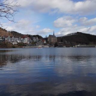 Beyenburg/Stausee