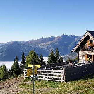 Speiereck-Halterhütte