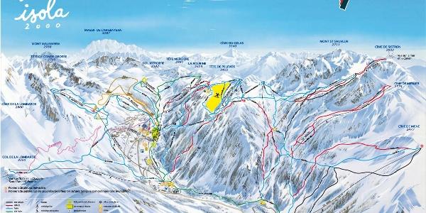 isola 2000 ski