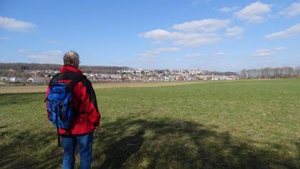 Blick nach Elchingen