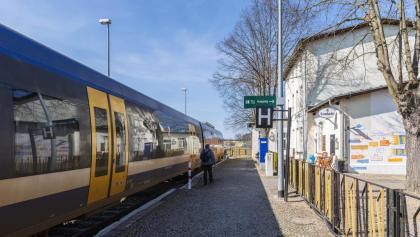 Rheinsberg Bahnhof