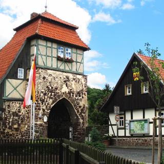 Stadttor Neustadt Harz