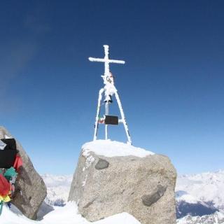 Die Glocke am Gipfel