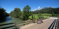 Enns Bike Tour - Through the world of mountains and water