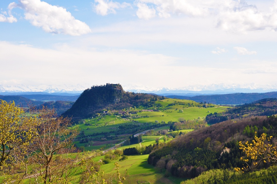 Natura Trail Hegau - Variante 1