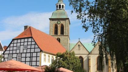 Ägidiuskirche Wiedenbrück