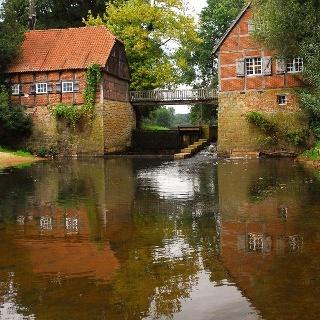 Mühle von Haus Langen