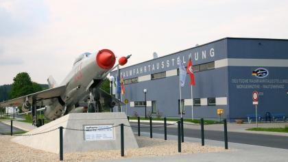 Deutsche Raumfahrtausstellung Morgenröthe-Rautenkranz