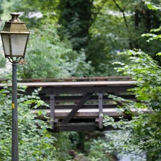 Brücke über die Bühlot