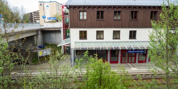 Haltepunkt Schöneck Ferienpark