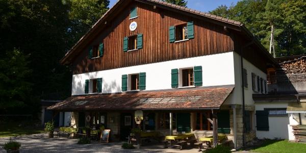 Naturfreundehaus Buchberghaus
