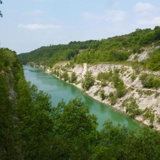 Canyon bei Lengerich