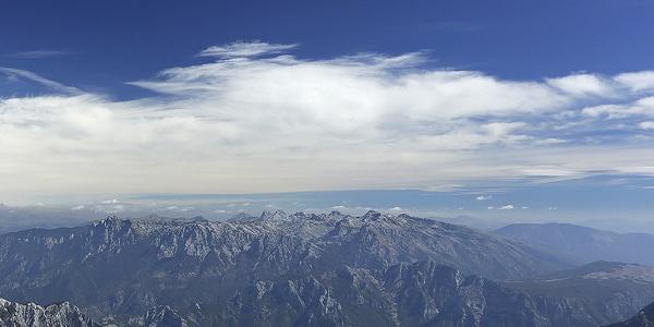 view on Prenj