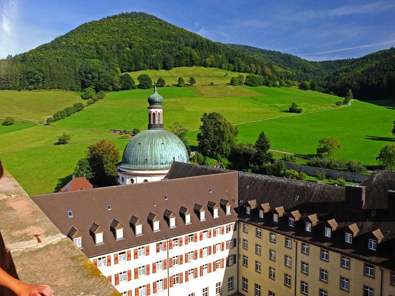 Rund um das Kloster St. Trudpert, Münstertal