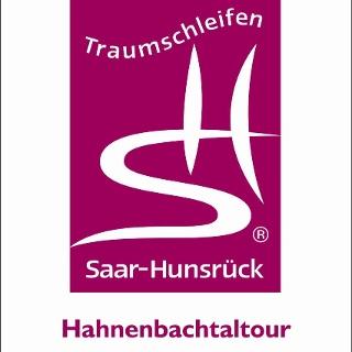 Wegkennzeichen Hahnenbachtaltour