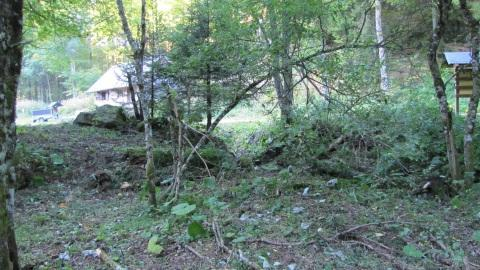 Auf den Spuren der Flößer im Zastlertal