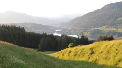 Ausblick von der Siedelalpe