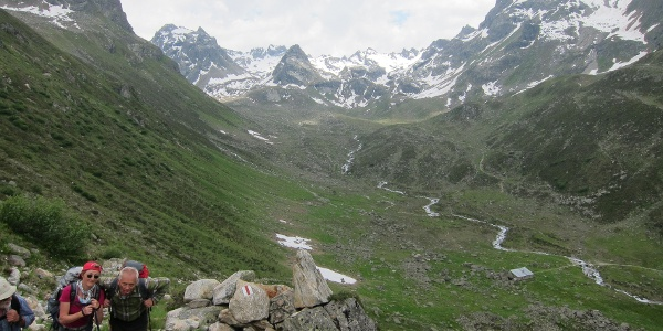 Über die Alpe Innersäss