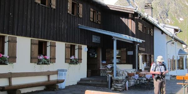 An der Tübinger Hütte